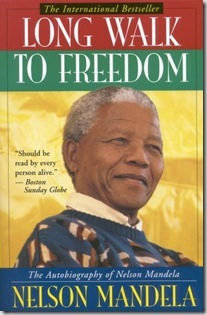 Nelson Mandela, long-walk to freedom