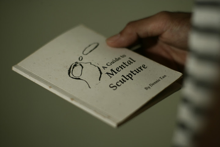dennis tan mental sculpture book