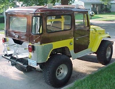 Old FJ40