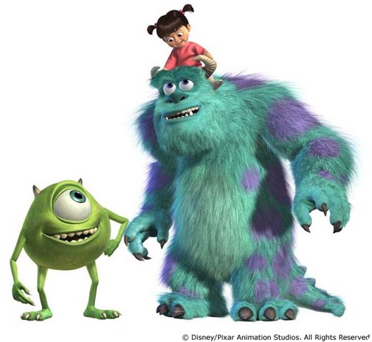 white-boo&sulley&mike