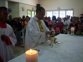 Contra la tibieza, Eucaristía