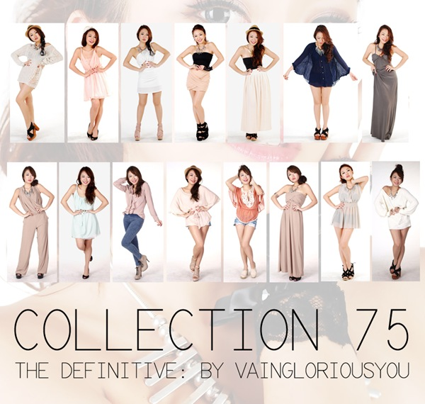 Collection 75 header