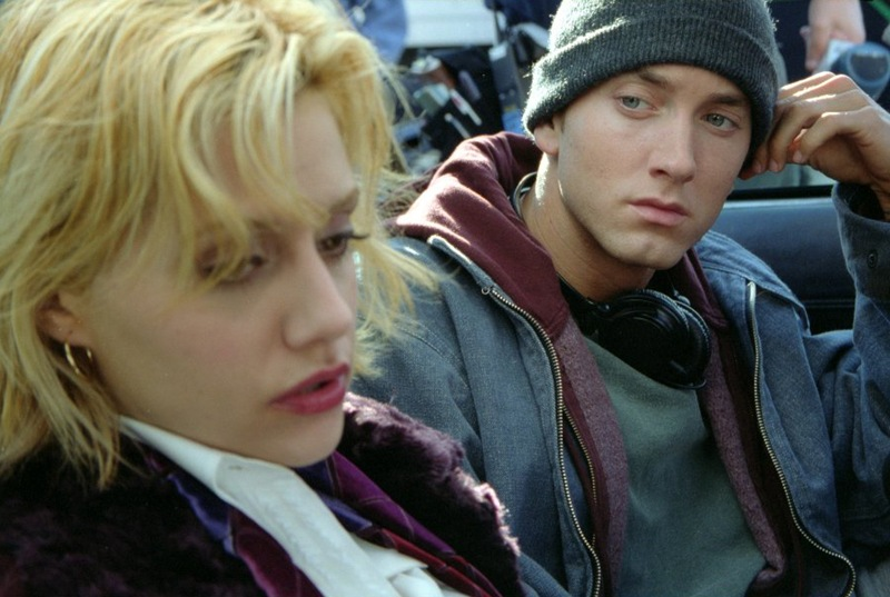 Brittany Murphy 8 mile