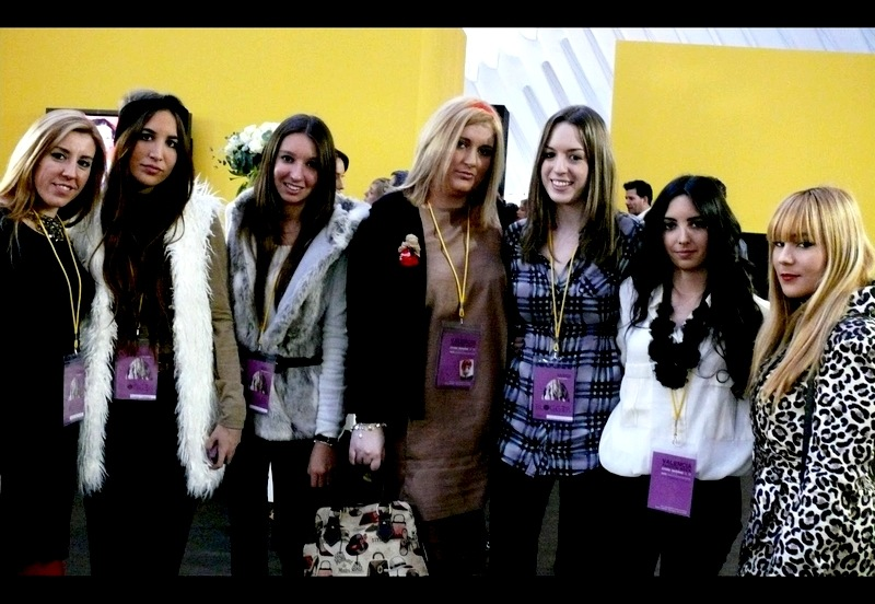 bloggers valencia fashion week
