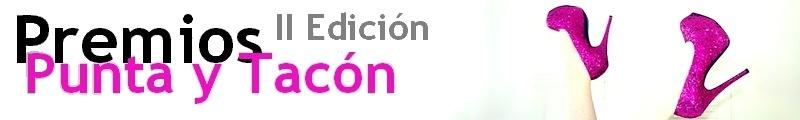 Premios Punta y Tacón Barra