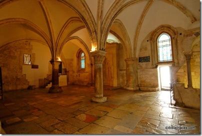 Upper Room interior, tb070807001