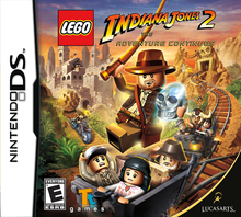 LEGO Indiana Jones 2 - The Adventure Continues (U)