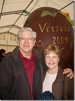 Steve and Mary