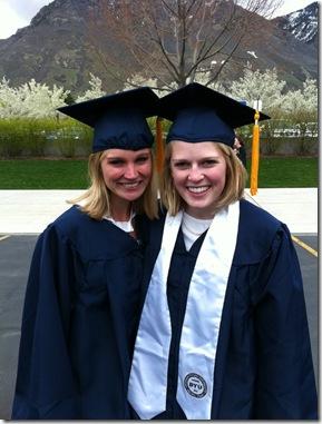 lauren graduation