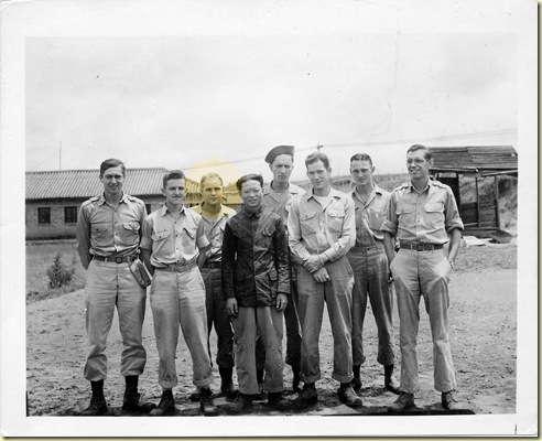 HQ 158th AACS Squadron S4 Personnel 1945 China1