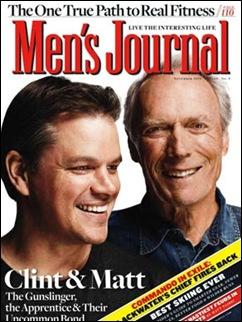 Matt Damon e Clint Eastwood 2