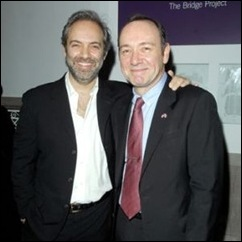 Kevin Spacey e Sam Mendes