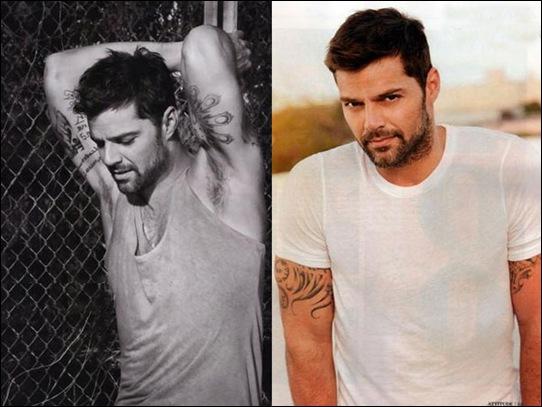 Ricky Martin Attitude 1