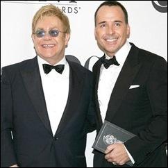 Elton John e marido