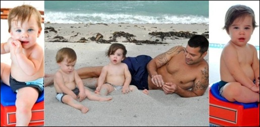 Ricky Martin filhos