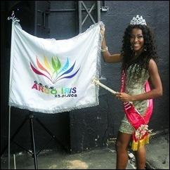 Rainha do Grêmio Arco-íris