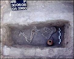 esqueleto de 5 mil anos