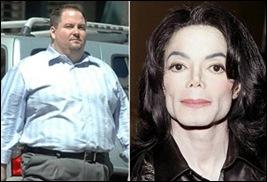 Jason Pfeiffer e Michael Jackson