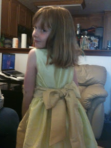 Camille's Birthday Dress