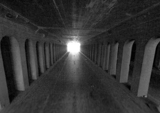 google streetview tunnel