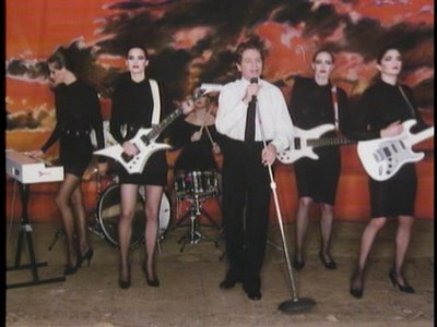 robert palmer girls band