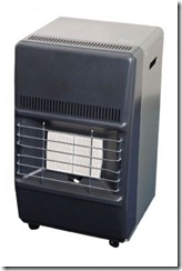 To Heat The Flat Landlord Provided A Calor Gas Heater And Two Bar Electric Fire Only Increased Temperature After I