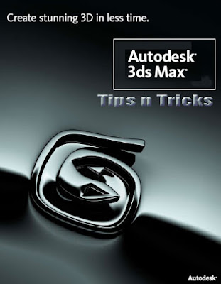 3ds max tips dan trick