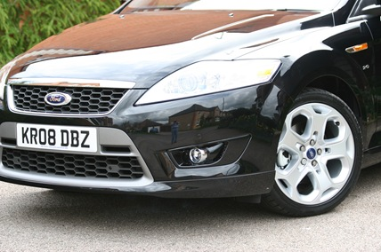 Mondeo 2.0 TDCi 6 speed auto + body kit