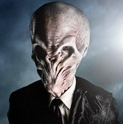 The Silence - The Latest in monsters for the Doctor
