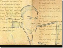 jaysee pingkian vintage book page