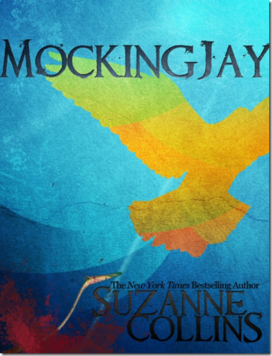 my mockingjay cover art