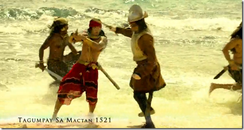 lupang hinirang fight in mactan