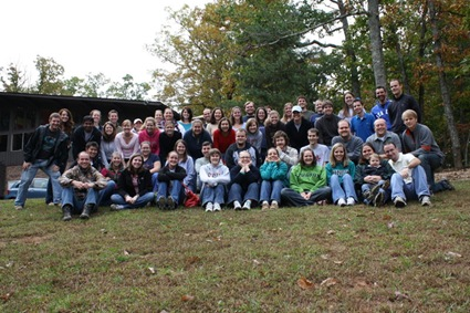 2009 Fall Retreat