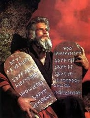 Charlton Heston Ten Commandments