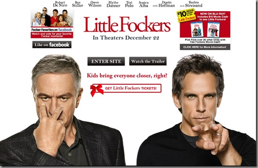 little fockers official website