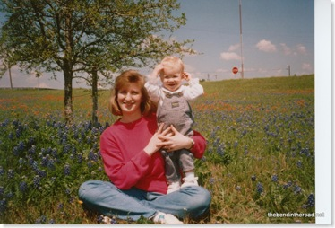 the girls in the bluebonnets