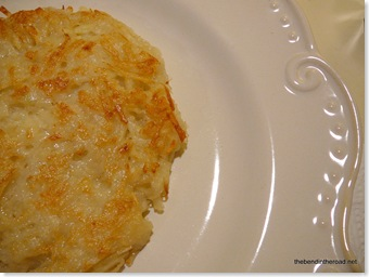 Weight Watchers Potato Pancakes