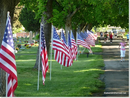Memorial Day in my neighborhood