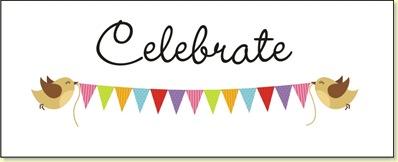 Wendy's Celebrate blog