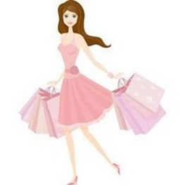 PinkShoppingGirl
