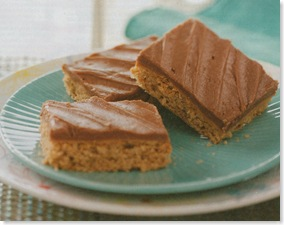 Makeover Peanut Butter Bars