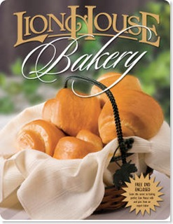 Lion House Bakery Book cover