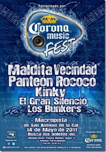 corona musica fest 2011 oxaca