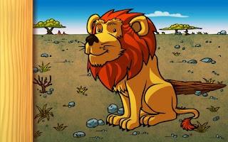 Screenshot of Wild Animals Puzzle LITE