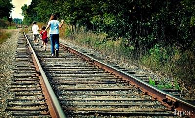 Railroad Tracks copy