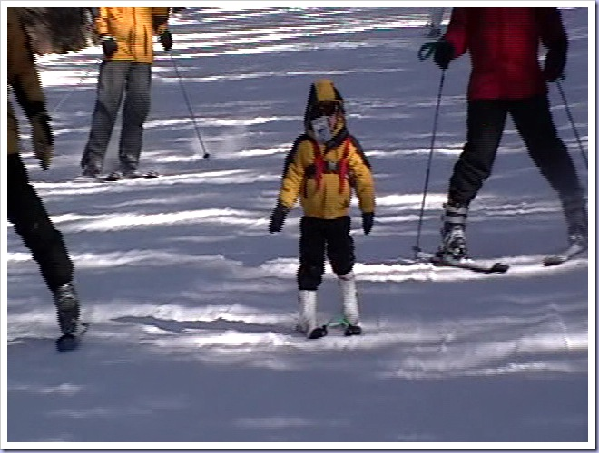01-01-09 Skiing from video5