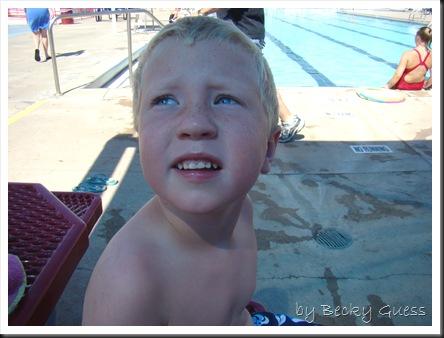 06-25-10 Zane swim lesson 01