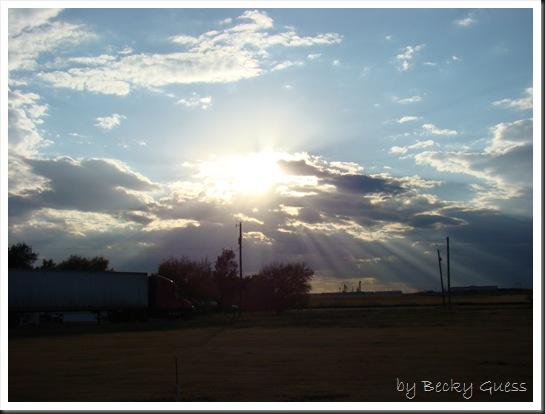 10-11-10 Sunset 1