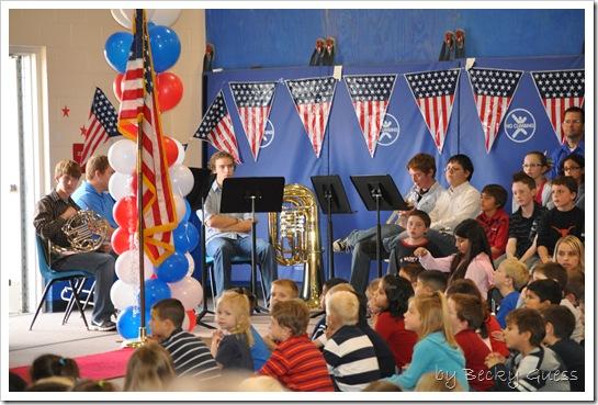 11-11-10 Veterans Day program 14