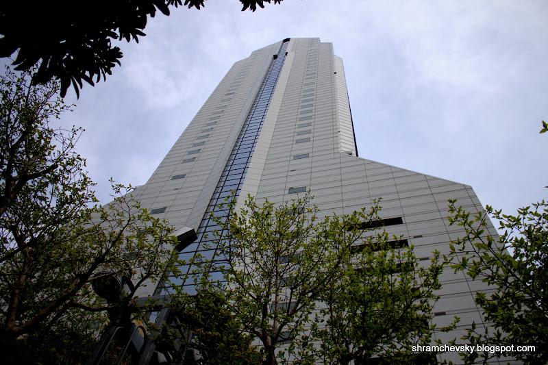 Япония Токио Минато Супатава NEC НЕК Штабквартира Эн И Си Japan Tokyo Minato Supertower Supatawa NEC Headquarters